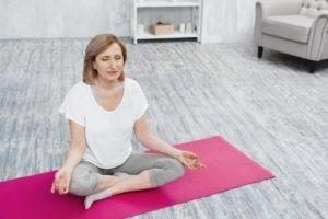 sensações diferentes durante a meditação
