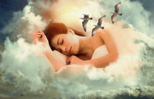 receber mensagens do seu eu interior através dos sonhos