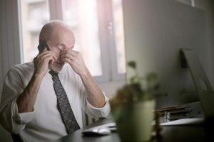 o que o estresse causa à sua saúde