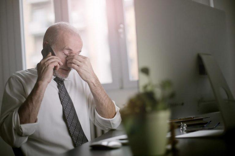 O que o estresse causa à sua saúde?
