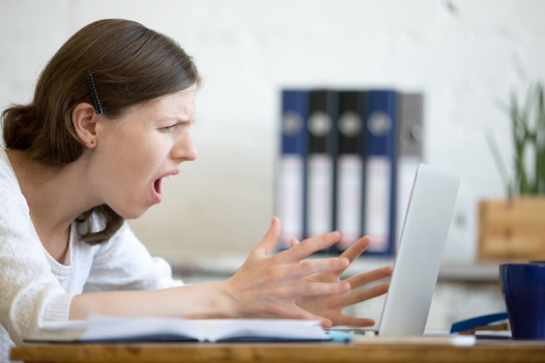 A raiva é um sintoma com o qual precisamos aprender
