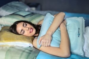 renovação do corpo através do sono