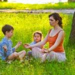Meditação para crianças e seus benefícios